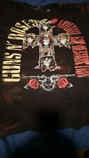 1 Guns N Roses Appetite For Destruction Shirt Lg Plus 5 Cds Rock/Hard Rock
