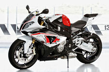 ABS Body Fairing Kit For BMW S1000RR 2010 2011 2012 2013 2014 White Red Black