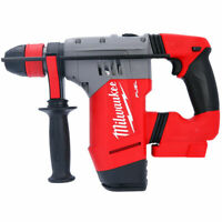 Milwaukee M18CHPX-0 18v Li-Ion Cordless Fuel SDS Plus Hammer Drill Body Only