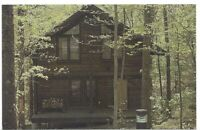 Abe Martin Lodge Brown County State Park Indiana Postcard 92610-0