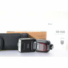 Nikon Speedlight SB-900 / Blitz / Blitzgerät / SB900 Flash