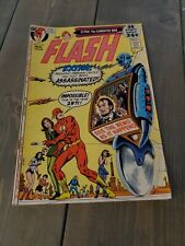 The Flash Comic issue 210
