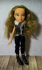Bratz Doll - Long Wavy Brown Hair - Fully Dressed with Shoes, Decent Condition