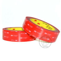 1pcs Width:20mm/3M 4910VHB Super Sticky Double Sided Transparent Adhesive Tape
