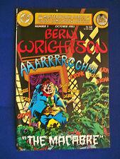 "Berni Wrightson "" The Macabre"" 3. Masterworks series. VFN."