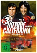 Notruf California - Staffel 3.1  - 3 DVD Box