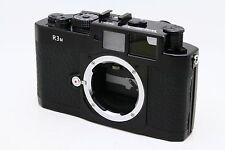 Voigtländer Bessa R3M 35mm Rangefinder Film Camera Body * Excellent *