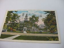 Vintage 1928 Victoria Hospital London Ontario Canada Postcard