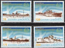 Greece- 2000 Naval tradition of the Greeks ships MNH **