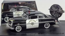 Universal Hobbies Eagle 1/43 Scale 1949 MERCURY CLUB COUPE POLICE CRUISER MIB