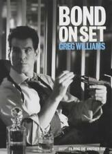 Bond on Set,Greg Williams,Michael G. Wilson