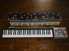 COMMODORE 64/128 sistema di espansione della musica-Audio Tastiera Expander/- C64