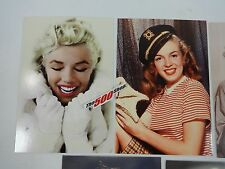 Lot of 5 Marilyn Monroe Collector Postcard for Classico San Francisco  Lot-04