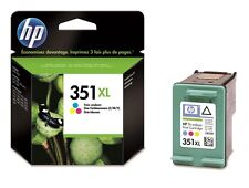 HP 351XL (Yield: 580 Pages) Cyan/Magenta/Yellow Ink Cartridge