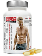 Adrian James Nutrition - Omega 3 High Strength Fish Oil with EPA & DHA