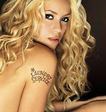 Shakira Laundry Service CD 13 Track (4987202) UK Issue Made in Austria Epic 20