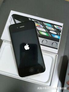 Unlocked Original Apple iPhone 4 Cell Phones 8/16/32/GB ROM 5MP Camera IOS 7