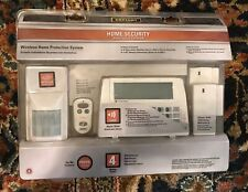 Defiant Home Security Wireless Home Protection Alarm System ☆ New ☆ Sealed ☆