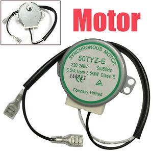 Reasonable Synchronous Motor 50TYZ-E 220V-240V~ Motor fit for Ice Cube Machine #