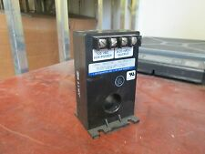 CR Magnetics Current Transmitter CR4340-75 Input: 120V Output: 4-20mA DC Used