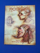 Kithbook 3 Nockers #WW7052 - Changeling The Dreaming - White Wolf - RPG