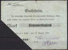 [15742] - Notgeld FREIBURG i. SCHLESIEN (heute: Świebodzice), AG für Schlesische