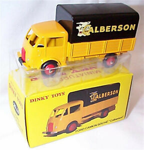 Atlas Dinky Toys Collection Ford Camion Bache Calberson 25JJ New boxed
