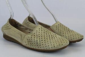 Gabor Gr.42 Uk.8  Damen Slipper Ballerinas    Nr. 113