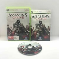Assassin's Creed II Microsoft XBOX 360 - READ - PAL VERSION!