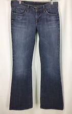 Citizens Of Humanity Ingrid #002 Low Waist Flair Jeans Womens Size 29