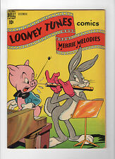 Looney Tunes and Merrie Melodies Comics #86 (Dec 1948, Dell) - Good/Very Good