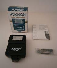 Rokinon 18 M Manual Electronic Flash Unit
