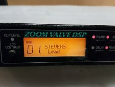 Zoom 9150/12 ax 7 tube preamp