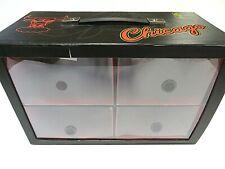 NEW Hardwood Classics NEW ERA Chicago Bulls NBA 50th Anniversary Display Case