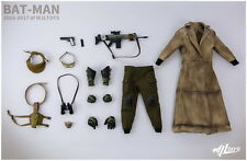 1/6 Customize Batman Nightmare Ver. Desert Combat Suit F 12'' Muscular Body
