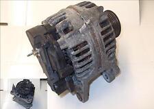 Seat toledo Mk II TDI Alternator 1998-06 Fully working Regulator Pulley Bearings