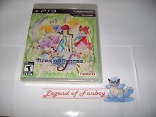 * New * Sealed *  Tales of Graces F - Sony PlayStation 3 ps3   USA