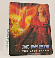 X-MEN THE LAST STAND 3 - Lenticular 3D Flip Magnet Cover FOR bluray steelbook