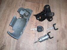 Schloßsatz mit 3 Schlüssel Opel Astra G Cabrio / Coupe / CC