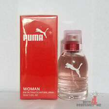 Puma Woman by Puma EDT 30ml 1.0  (Red and White Box ) discontinued Rare!