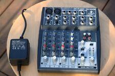 Mischpult Mixer Behringer Xenyx 802