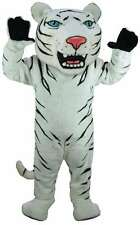 Albino Tiger Professional Quality Lightweight Mascot Costume Adult Size