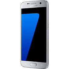 Samsung Galaxy S7 32GB GSM 4G LTE 12MP Dual Pixel Octa-Core Smartphone - Silver