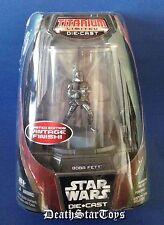 Star Wars Titanium Limited Die Case Vintage Finish Boba Fett ESB ROTJ AOTC TFA