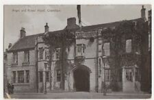 Angel & Royal Hotel Grantham 1915 Postcard, B092