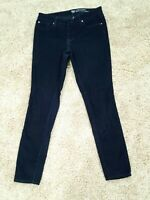 Gap Always Skinny Coupe Toujours Svelte Women's Jeans Size 4 Navy Blue