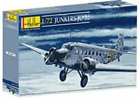 "Heller 80380"" Junker JU 52/3M Model Kit, 1:72 Scale"
