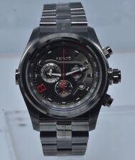 New Mens Renato T-rex Gun Metal 48mm Swiss Chronograph Watch - Limited to 30