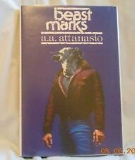 A. A. Attanasio - BEAST MARKS - 1st