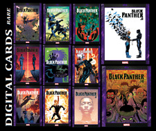 TOPPS MARVEL COLLECT BLACK PHANTHER COVERS [SET 11 RARE CARDS]